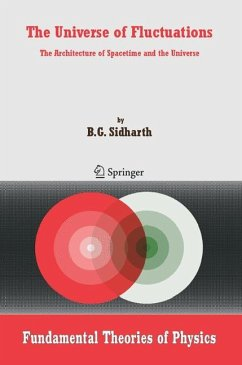 The Universe of Fluctuations - Sidharth, B. G.