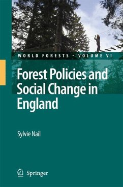 Forest Policies and Social Change in England - Nail, Sylvie
