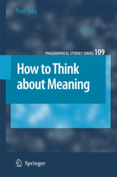 How to Think about Meaning - Saka, Paul