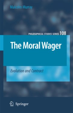 The Moral Wager - Murray, Malcolm
