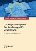 Das Regierungssystem der Bundesrepublik Deutschland
