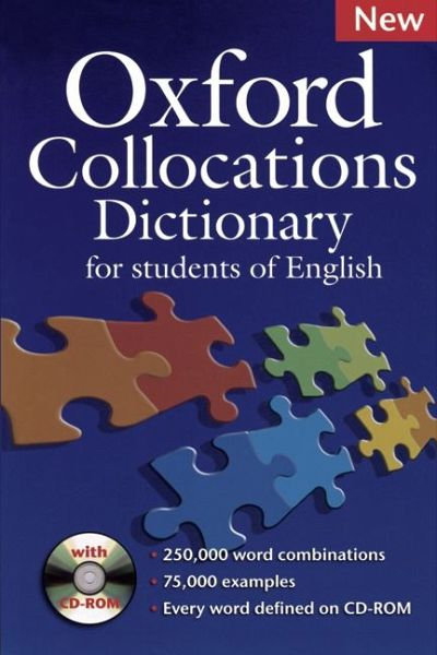 oxford collocations dictionary for students of english. Black Bedroom Furniture Sets. Home Design Ideas