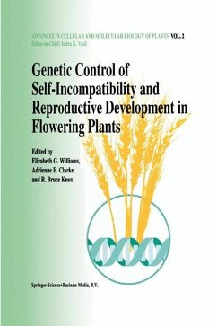 Genetic control of self-incompatibility and reproductive development in flowering plants