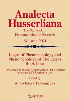 Logos of Phenomenology and Phenomenology of The Logos. Book Four