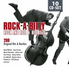 Rock-A-Billy,Rock And Roll & Hillibilly - Diverse
