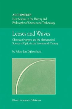 Lenses and Waves - Dijksterhuis, Fokko Jan