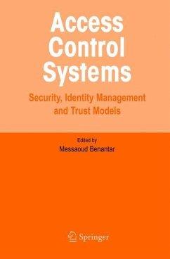 Access Control Systems - Benantar, Messaoud