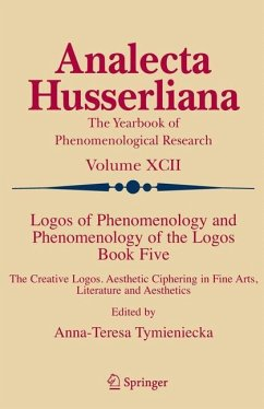 Logos of Phenomenology and Phenomenology of the Logos. Book Five