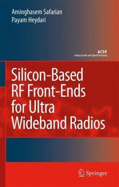 Silicon-Based RF Front-Ends for Ultra Wideband Radios - Safarian, Aminghasem;Heydari, Payam