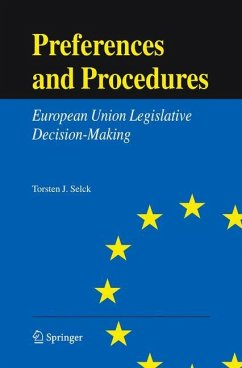 Preferences and Procedures - Selck, Torsten J.