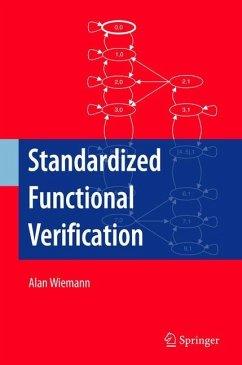 Standardized Functional Verification - Wiemann, Alan