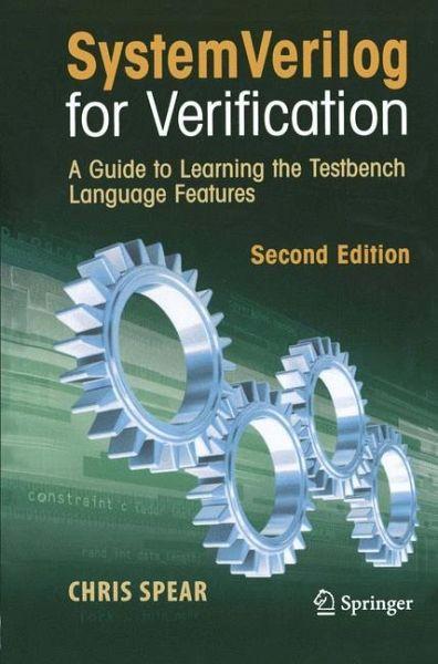 Chris spear systemverilog for verification