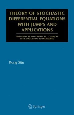 Theory of Stochastic Differential Equations with Jumps and Applications - SITU, Rong