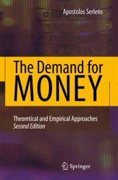 The Demand for Money - Serletis, Apostolos