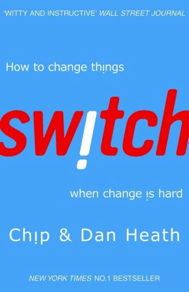 Switch - Heath, Chip; Heath, Dan