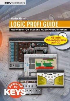 Logic Profi Guide, m. CD-ROM