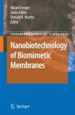 Nanobiotechnology of Biomimetic Membranes