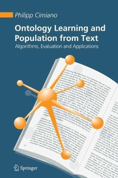 Ontology Learning and Population from Text - Cimiano, Philipp