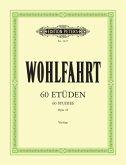 60 Etüden op. 45, für Violine solo
