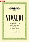 Gloria für Soli, Chor und Orchester D-Dur RV 589, Klavierauszug