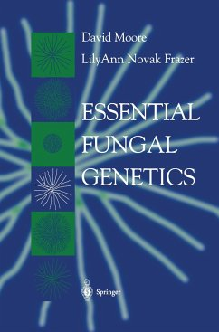 Essential Fungal Genetics - Moore, David; Novak Frazer, LilyAnn