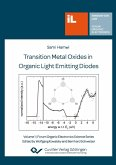 Transition Metal Oxides in Organic Light Emitting Diodes
