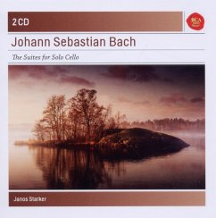 6 Cello Suites Bwv 1007-1012 - Starker,Janos