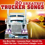 20 Greatest Trucker Songs