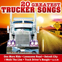 20 Greatest Trucker Songs - Diverse