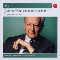 Sinfonien 1-9 - Wand,Günter/Kölner Rundfunk-Sinfonieorchester
