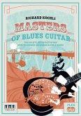 Masters of Blues Guitar, m. Audio-CD