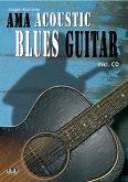AMA Acoustic Blues Guitar, m. Audio-CD