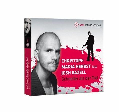 Schneller als der Tod, 6 Audio-CDs - Bazell, Josh