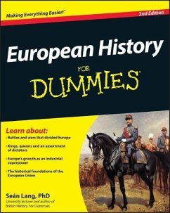 European History For Dummies - Lang, Sean