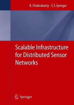Scalable Infrastructure for Distributed Sensor Networks - Iyengar, S.S.