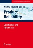Product Reliability: Specification and Performance