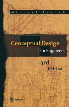Conceptual Design for Engineers - French, Michael J.