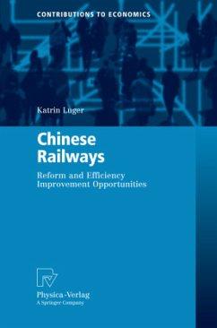 Chinese Railways - Luger, Katrin