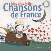 Mes plus belles Chansons de France, m. Audio-CD