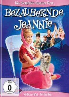 Bezaubernde Jeannie - Season 4 Collector's Box