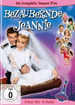 Bezaubernde Jeannie - Season 5 DVD-Box