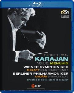 Violinkonzert 5/Sinfonie 9 - Karajan/Menuhin/Wp/Bp