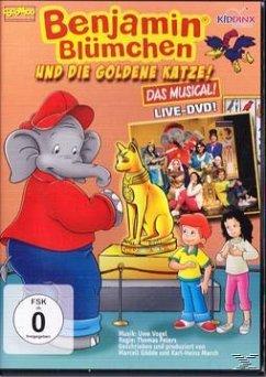 Benjamin Blümchen und die goldene Katze - Das M...
