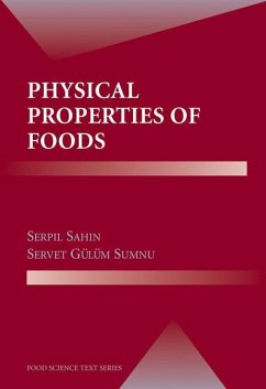 Physical Properties of Foods - Sahin, Serpil; Sumnu, Servet Gülüm