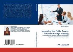 Improving the Public Service in Kenya through Training