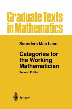 Categories for the Working Mathematician - Mac Lane, Saunders