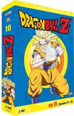 Dragon Ball Z - Box 10 - Episoden 277-291 DVD-Box