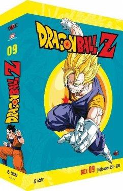 Dragon Ball Z - Box 9 - Episoden 251-276