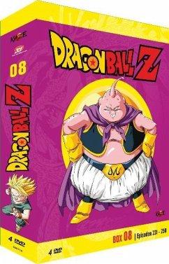 Dragon Ball Z - Box 8 - Episoden 231-250 DVD-Box