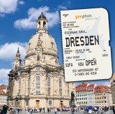 Spaziergang durch Dresden, 1 Audio-CD